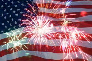 fireworks-flag