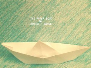 The Paper Boat Cover